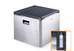 DOMETIC CombiCool ACX 40 G, absorpční autochladnička na plynovou kartuši