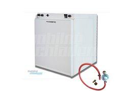 Dometic A803KF 12V / 230V / Plyn 50mbar + připojovací sada