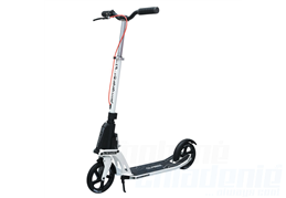 Globber One K Active Brake Bílá
