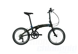 DAHON Vigor D9 (Matt Black)