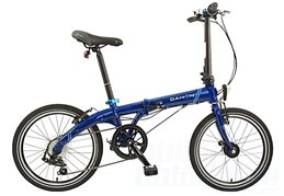 DAHON Vybe D7 (Dark Blue)