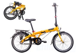 DAHON Vybe i3 (Light Orange)