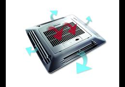 DOMETIC Chillout - Distributor vzduchu pro klimatizace FreshJet